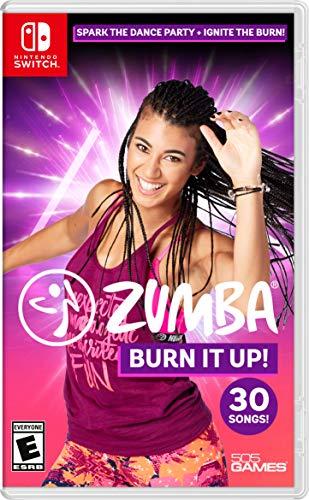 Zumba Burn It Up! for Nintendo Switch [USA]