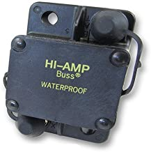 Bussmann 181100F-01-1 100A Circuit Breaker 30V Thermal Surface Mount