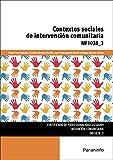 Contextos sociales de intervención comunitaria (Cp - Certificado Profesionalidad)