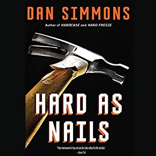 Hard as Nails cover art