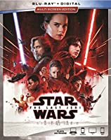 Star Wars: Episode VIII: The Last Jedi [Blu-ray] (Bilingual)