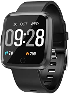 Smartwatches Color Screen Sports Bracelet Heart Rate Monitor Pedometer Call Reminder 30 Days Long Standby Men And Women Sl...