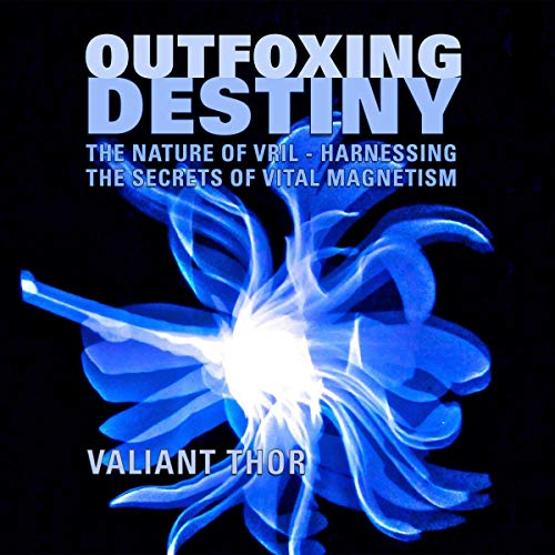 Outfoxing Destiny audiobook cover art