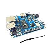 SmartFly info Banana Pi BPI M2 Ultra R40 Quad-Core 2GB DDR3 RAM con SATA WiFi Bluetooth 8GB eMMC scheda demo computer 2GB DDR3 Base