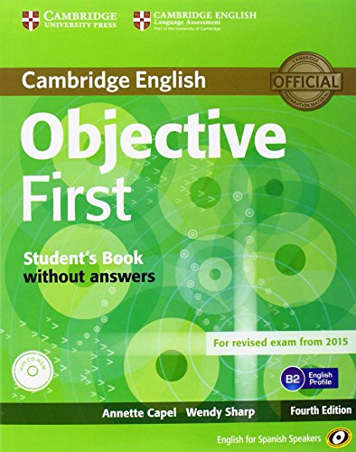Objective First for Spanish Speakers Student's Book