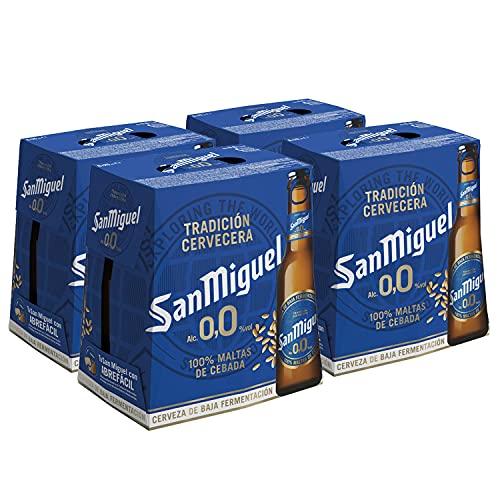 4. San Miguel Cerveza Sin Alcohol
