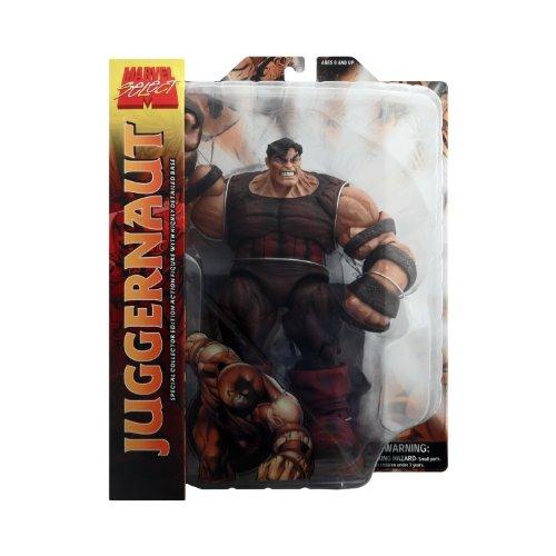 Marvel Select Action Figure Juggernaut No Helmet Version image