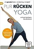 Pur Rücken Yoga DVD: Yoga für den Rücken bei Rückenschmerzen und Verspannungen im Schulter und Nacken Bereich. Ein gesunder Rücken mit Yoga | 2 DVD´s