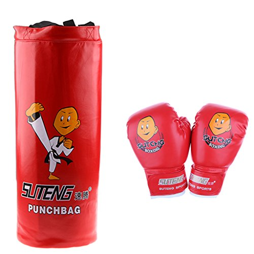 Kids PUNCH BAGS Heavy Duty DA PUGILATO BOXE KICK punchbags KARATE MMA