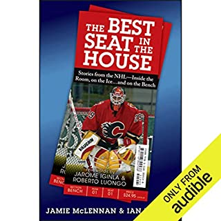 The Best Seat in the House cover art