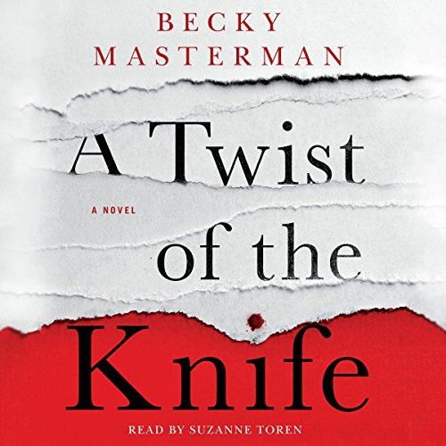 A Twist of the Knife audiobook cover art