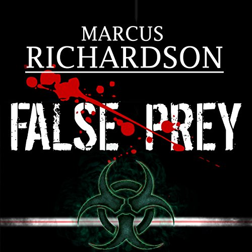 False Prey audiobook cover art