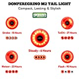 Immagine 1 donperegrino m2 led luce bici