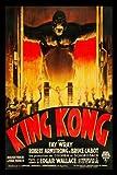 yangchunsanyue Poster King Kong Klassiker Film Monster Film