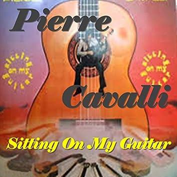 Sitting on My Guitar