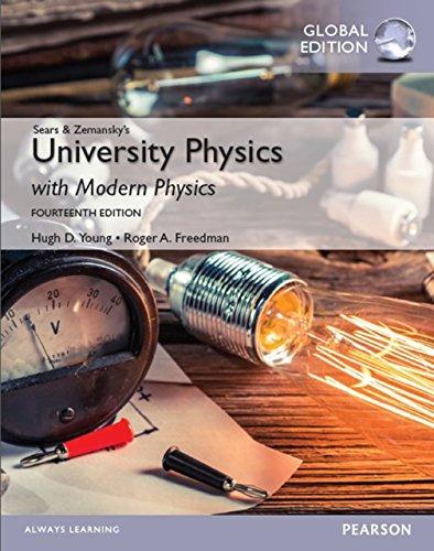 University Physics with Modern Physics, Global Edition (English Edition)