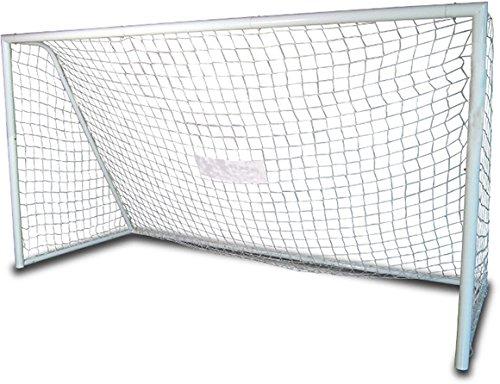 Großes 3,66 m Fußballtor Rohre 75mm, 366x198x152 cm 4Uniq 18773