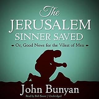 The Jerusalem Sinner Saved cover art