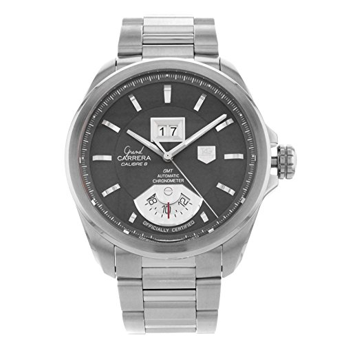 Tag Heuer Grand Carrera WAV511K.BA0901 Stainless Steel Automatic Men's Watch