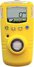 BW Technologies GAXT-A2-DL GasAlert Extreme High Range Ammonia (NH3) Single Gas Detector, 0-400 ppm Measuring Range, Yellow
