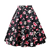 Note:It is Asian size, please choose 1 or 2 size bigger than usual size you needed.Thank you! Waistline:Empire Gender:Women,Silhouette:A-Line Material:Spandex,Material:COTTON We will try our best to make you could enjoy best service.