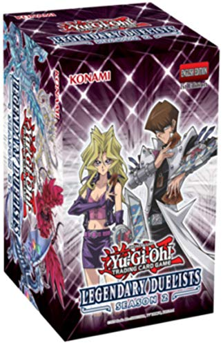 Yu-Gi-Oh! Trading Cards: Legendary Duelist Season 2 Box, Multicolor