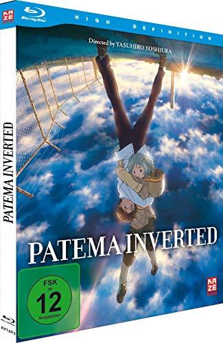 Patema Inverted - The Movie - [Blu-ray]