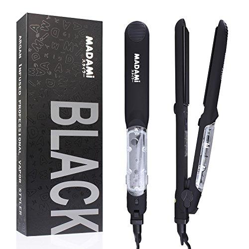 MADAMI - Plancha de cabello de vapor de alta calidad