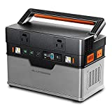 ALLPOWERS Mini Portable Power Station 500W, 666Wh/185200mAh Battery Backup Power Supply, Portable Power Source with AC Inverter, Outdoor Solar Generator for Home Use Camping