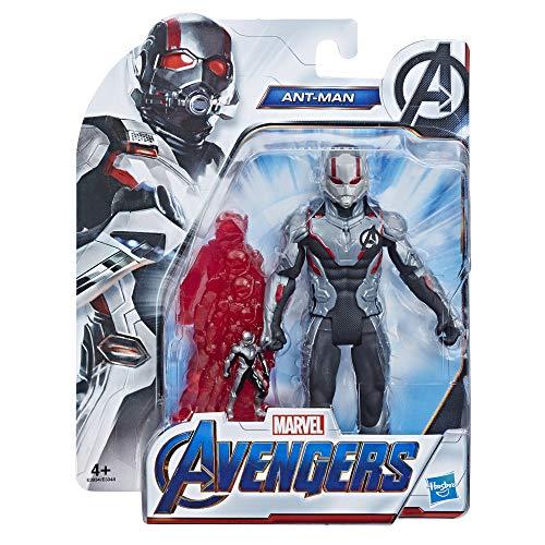 Avengers - Ant-Man, Action Figure Personaggio Giocattolo (15cm)