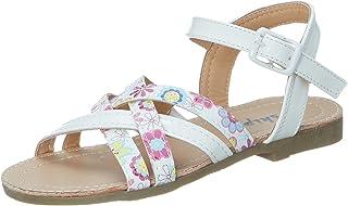 Skippy Adjustable Buckle Strap Open Toe Sandals for Girl