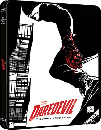 Marvel's Daredevil: The Complete First Season - Limited Edition Steelbook [Blu-ray]