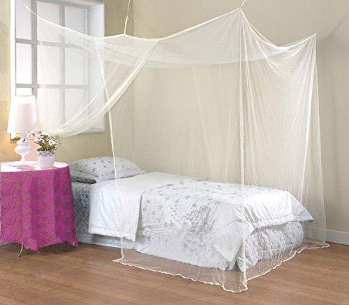 AIHONG Lecho Elegante Poliéster Poliéster Mosquitero Mosquito Insecto Casa Neto Cortina de Mosquito para Viajar y al Aire Libre (Color : Lpink, Size : 180x200x200cm)
