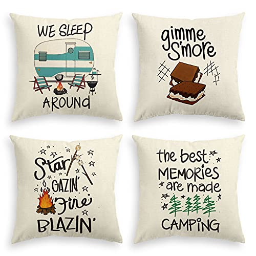 AVOIN colorlife Camper Trailer Camp…