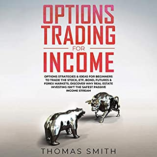 Options Trading for Income cover art