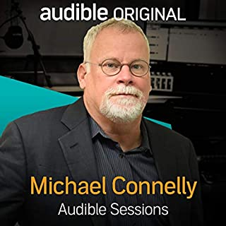 Michael Connelly audiobook cover art