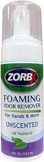 ZORBX Foaming Hand Odor Remover, Travel Size (4oz)