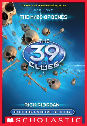 The 39 Clues Book 1: The Maze of Bones (English Edition)