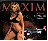 Maxim Hometown Hotties 2011 Day at a Time Desk Calendar