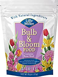 Lilly Miller Bulb & bloom food 4-10-10 fertilizer on Amazon.