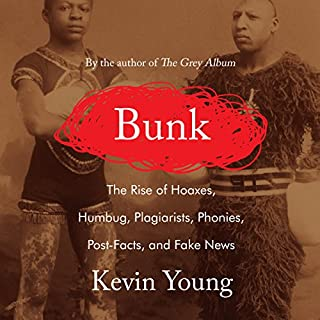 Bunk audiobook cover art