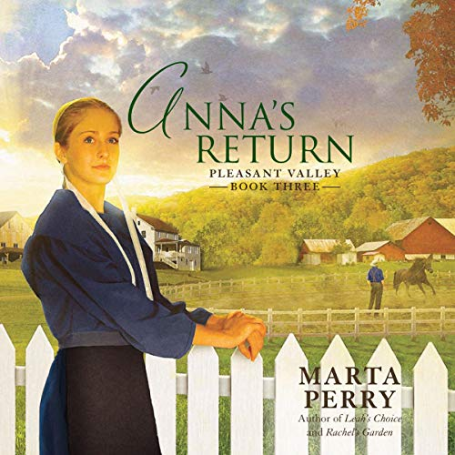 Anna's Return audiobook cover art