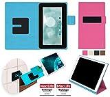Hülle für Blaupunkt Endeavour 700 BN Tasche Cover Hülle Bumper   in Pink   Testsieger