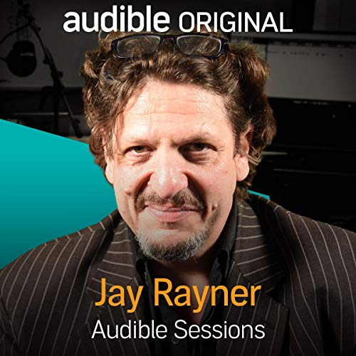 Jay Rayner cover art