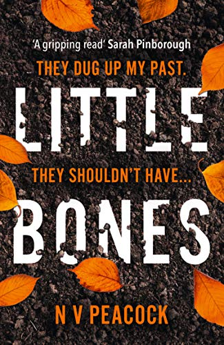 Amazon.com: Little Bones: The most chilling serial killer thriller you'll  read this year eBook: Peacock, N V: Kindle Store