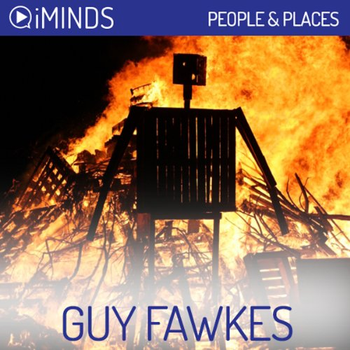 Guy Fawkes audiobook cover art