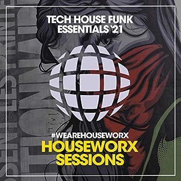 Tech House Funk Essentials (Spring '21)