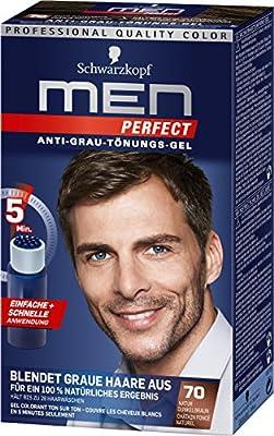 Schwarzkopf Men Perfect Anti-Grau-Tönungs-Gel