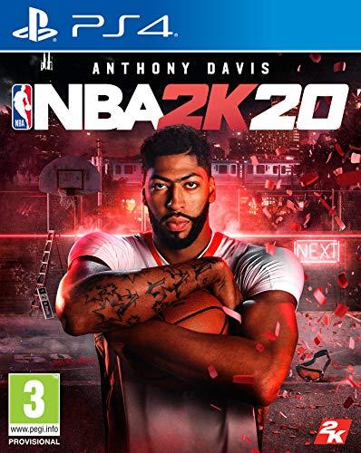 NBA 2K20 (PS4) [playstation 4] (Deutsch, Englisch, Französisch, Italienisch, Spanisch)