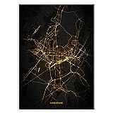 Murrano Poster - Städte - zur Selbstmontage mithilfe eines